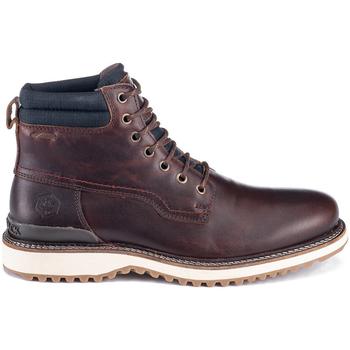 Boty Muži Kotníkové boty Lumberjack SM97301 002 M08 Hnědý