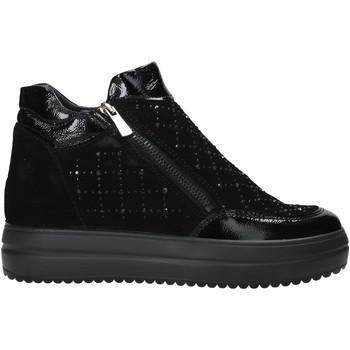 Boty Ženy Kotníkové boty IgI&CO 6155800 Černá