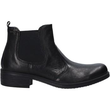 Boty Ženy Kotníkové boty IgI&CO 6158500 Černá