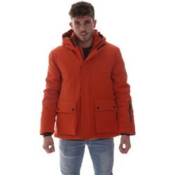 Textil Muži Parky Invicta 4431701/U Oranžový