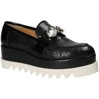 Boty Ženy Mokasíny Grace Shoes 1312 Černá