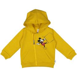 Textil Děti Mikiny Melby 20D2030DN Žlutá