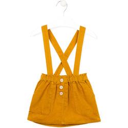 Textil Dívčí Sukně Losan 026-7027AL Žlutá