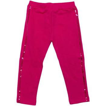 Textil Dívčí Legíny Melby 20F2061 Růžový
