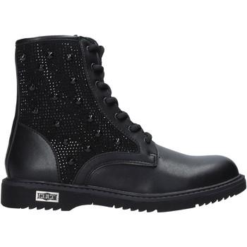 Boty Dívčí Kotníkové boty Cult GLAM Černá