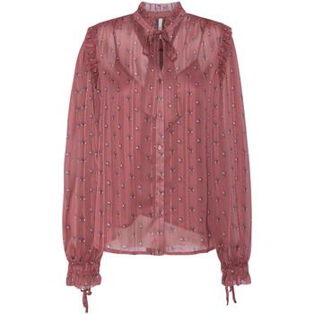 Textil Ženy Košile / Halenky Pepe jeans PL303832 Růžový