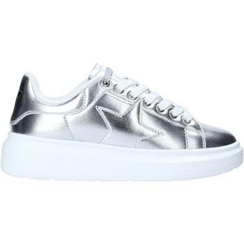 Boty Ženy Módní tenisky Shop Art SA030008 Stříbrný