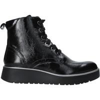 Boty Ženy Kotníkové boty IgI&CO 6151000 Černá