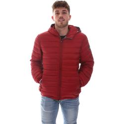 Textil Muži Prošívané bundy Navigare NV67073 Červené