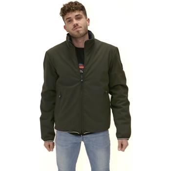 Textil Muži Fleecové bundy Navigare NV67076 Zelený