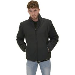 Textil Muži Fleecové bundy Navigare NV67076 Modrý