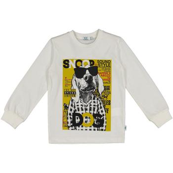 Textil Děti Mikiny Melby 40C0062 Bílý