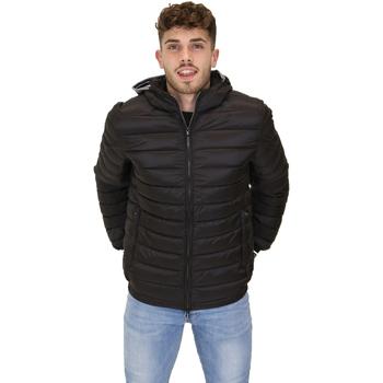 Textil Muži Prošívané bundy Navigare NV67073 Černá