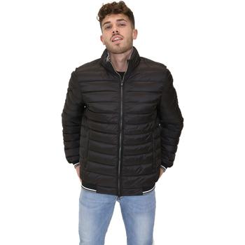 Textil Muži Prošívané bundy Navigare NV67074 Černá