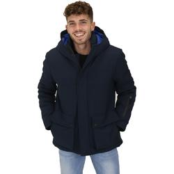 Textil Muži Parky Invicta 4431701/U Modrý