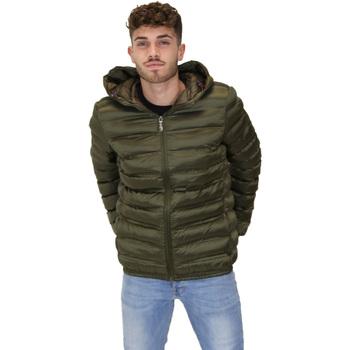 Textil Muži Prošívané bundy Invicta 4431699/U Zelený