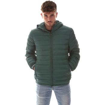 Textil Muži Prošívané bundy Navigare NV67073 Zelený