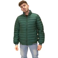 Textil Muži Prošívané bundy Navigare NV67074 Zelený