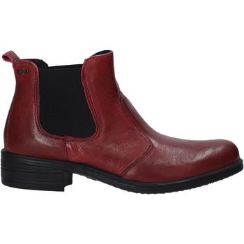 Boty Ženy Kotníkové boty IgI&CO 6158511 Červené