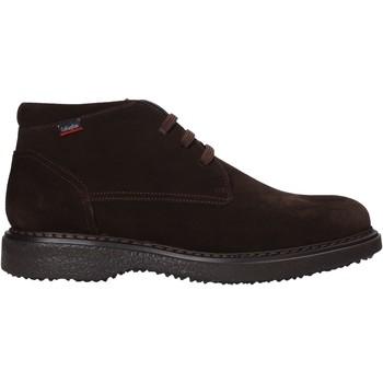 Boty Muži Kotníkové boty CallagHan 12302 Hnědý