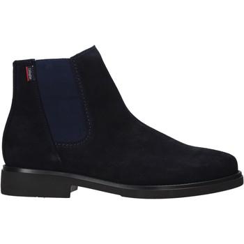Boty Muži Kotníkové boty CallagHan 44705 Modrý