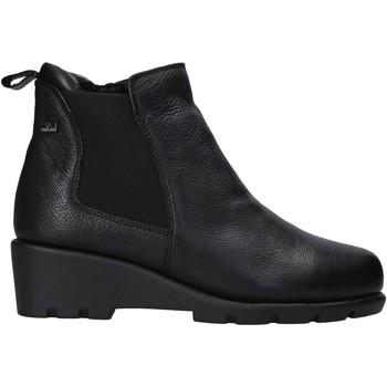 Boty Ženy Kotníkové boty Valleverde 36184 Černá