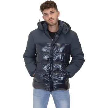 Textil Muži Prošívané bundy Invicta 4431710/U Modrý
