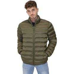 Textil Muži Prošívané bundy Invicta 4431700/U Zelený