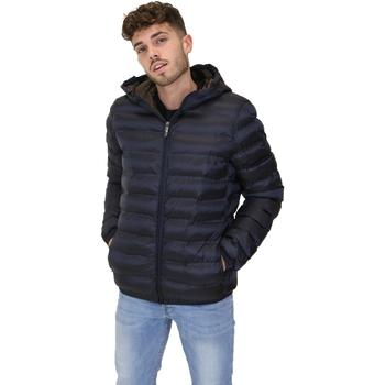 Textil Muži Prošívané bundy Invicta 4431699/U Modrý