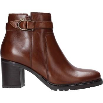 Boty Ženy Kotníkové boty Valleverde 46084 Hnědý