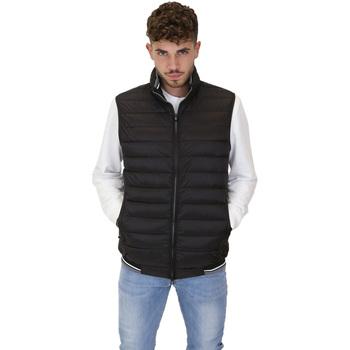 Textil Muži Prošívané bundy Navigare NV66017 Černá