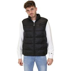 Textil Muži Prošívané bundy Invicta 4437177/U Černá