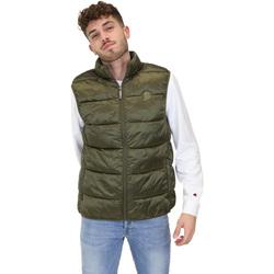 Textil Muži Prošívané bundy Invicta 4437177/U Zelený