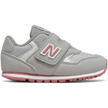 Boty Děti Módní tenisky New Balance NBIV393CGP Šedá