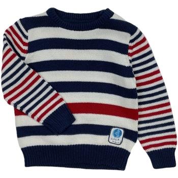 Textil Děti Svetry Losan 027-5003AL Modrý