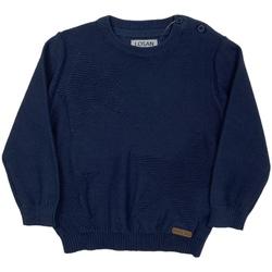 Textil Děti Svetry Losan 027-5653AL Modrý