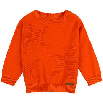 Textil Děti Svetry Losan 027-5653AL Oranžový