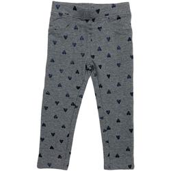 Textil Dívčí Legíny Losan 026-6009AL Šedá