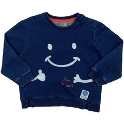 Textil Děti Mikiny Losan 027-6001AL Modrý