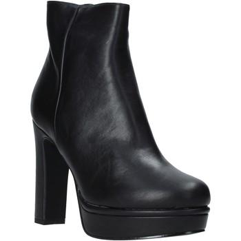 Boty Ženy Kotníkové boty Grace Shoes 5202006 Černá