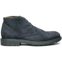 Boty Muži Kotníkové boty NeroGiardini I001651U Modrý