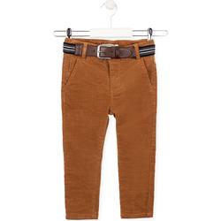 Textil Děti Kalhoty Losan 025-9791AL Červené