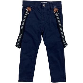Textil Děti Mrkváče Losan 025-9790AL Modrý