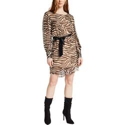 Textil Ženy Krátké šaty Gaudi 021FD15029 Hnědý