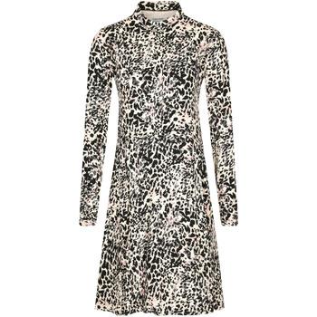 Textil Ženy Krátké šaty Calvin Klein Jeans K20K202417 Bílý