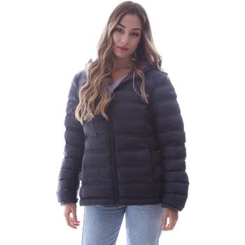 Textil Ženy Prošívané bundy Invicta 4431716/D Modrý