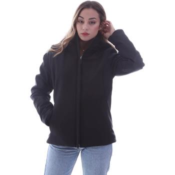 Textil Ženy Větrovky Invicta 4431726/D Černá