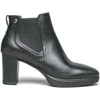 Boty Ženy Nízké kozačky Nero Giardini I013006D Černá
