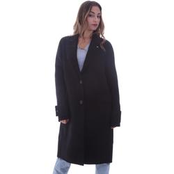 Textil Ženy Kabáty Calvin Klein Jeans K20K202323 Černá