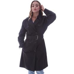 Textil Ženy Pláště Calvin Klein Jeans K20K202048 Černá